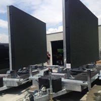 Ledscherm 15m² huren Lokeren