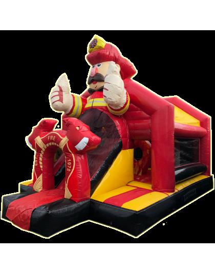 Springkasteel Fireman huren Lokeren