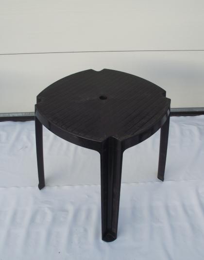 PVC vierkant / zwart huren Lokeren