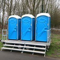 Chemisch toiletwagen - middel huren Lokeren